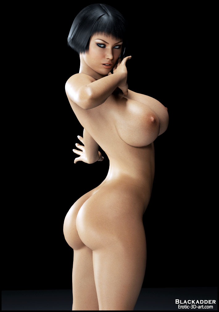 erotic-3d-art.com Candace from phineas and ferb nude