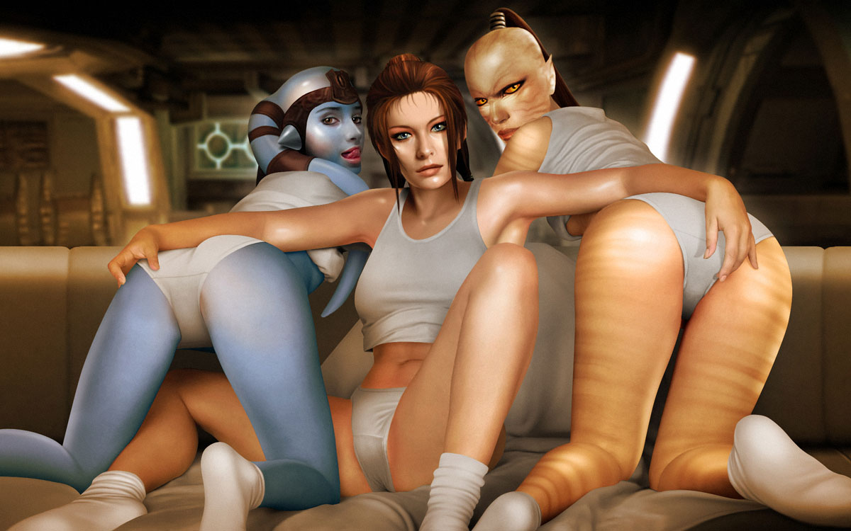the old republic wars of juhani knights star Trails in tainted space pregnancy