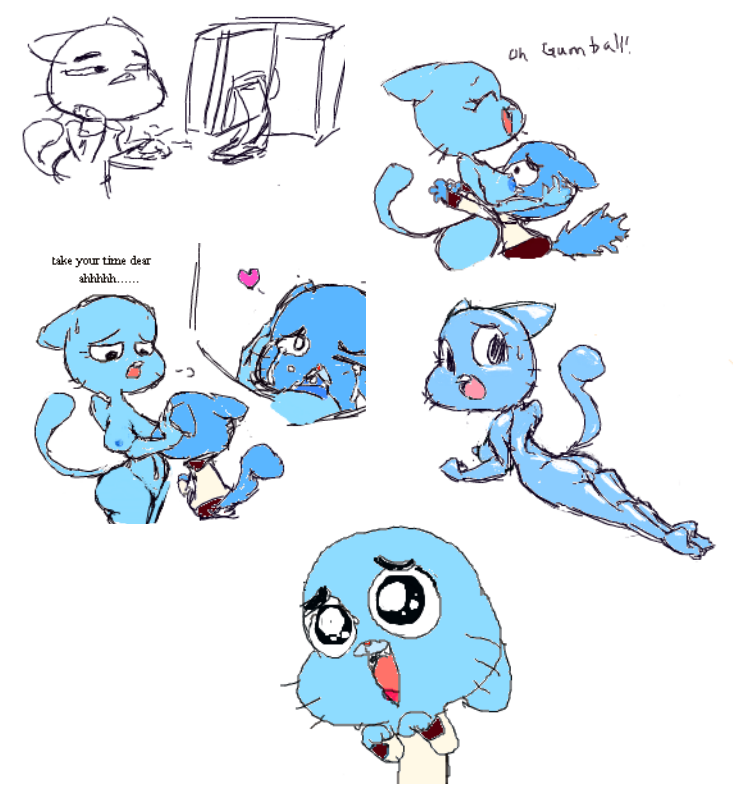 gumball world of vore amazing Fire keeper x ashen one