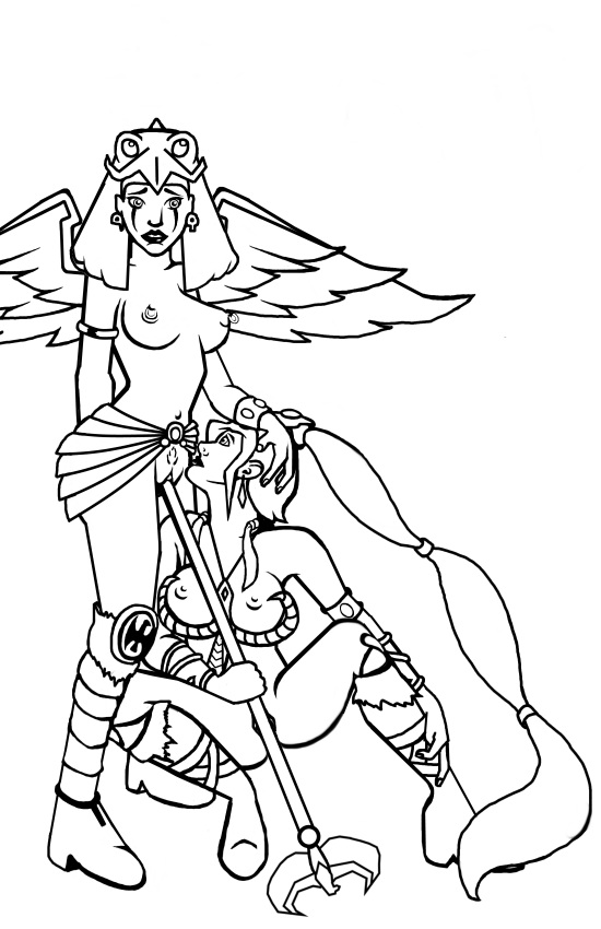 class theresa the of jay titans and Trials in tainted space character view