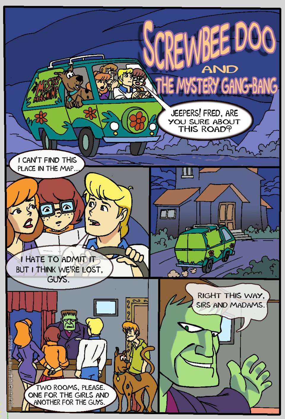 scooby cool be doo What are the unversed in kingdom hearts