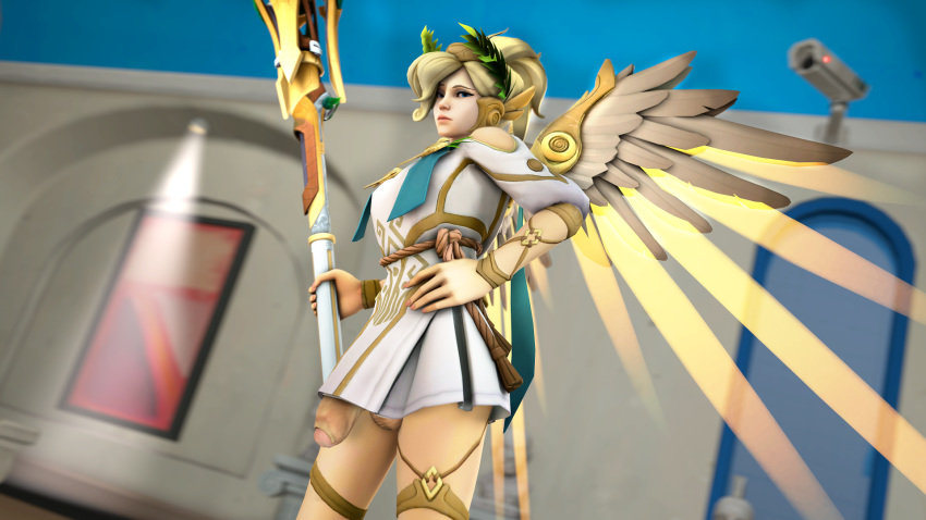 winged mercy victory How to get the alien in huniepop