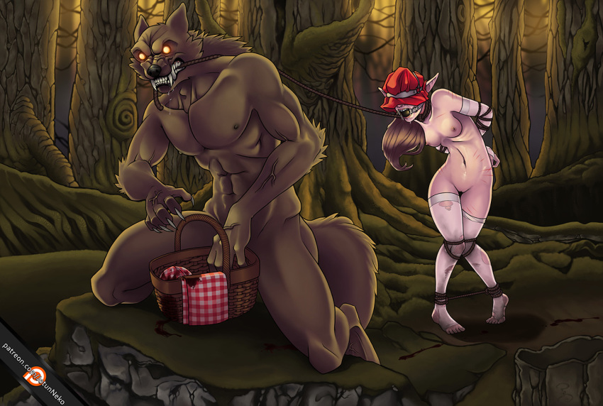 hood riding little red anime dark Astrid how to train your dragon 2 naked