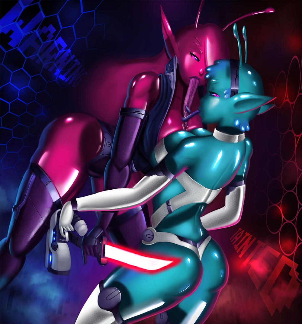 in tainted vanae space trials Gargantia on the verdurous planet melty