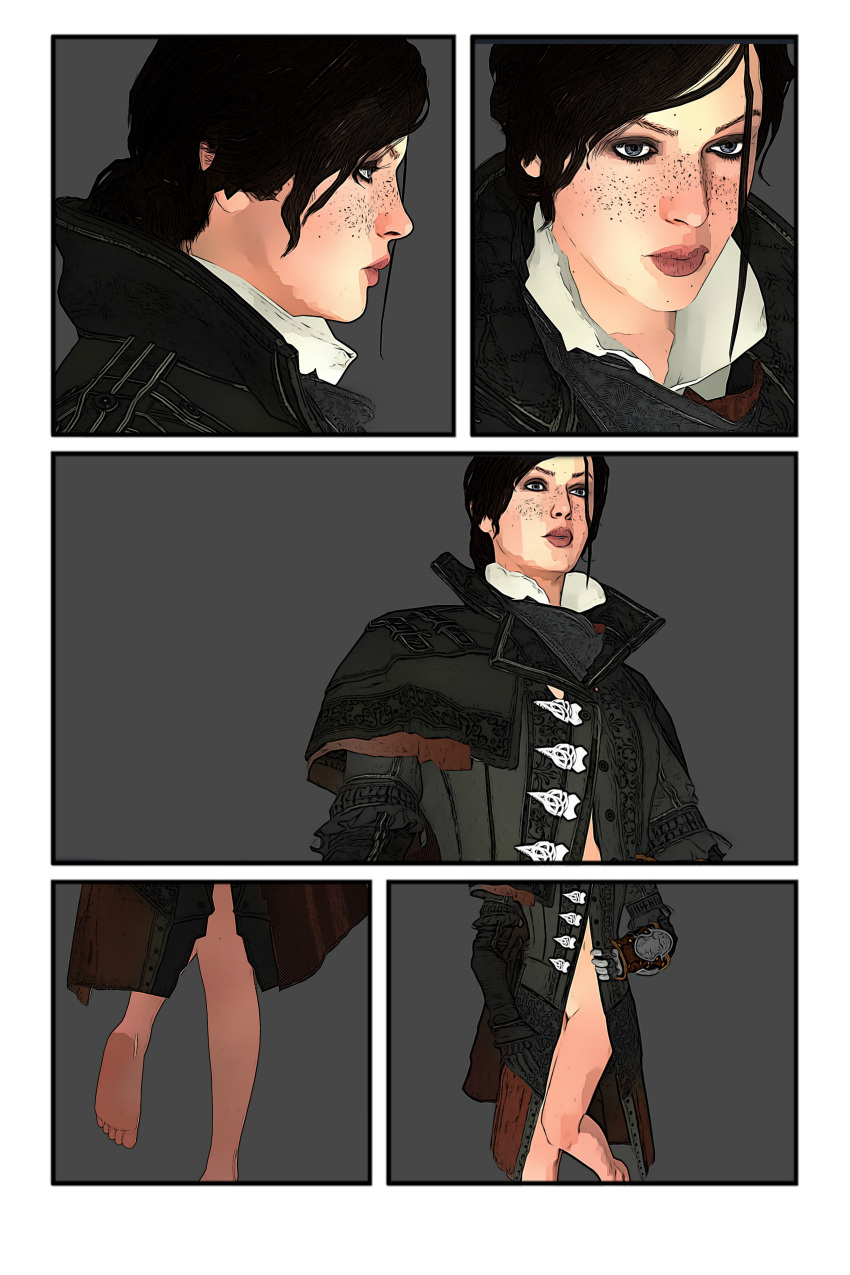 creed syndicate evie assassin's hentai Breath of the wild thicc
